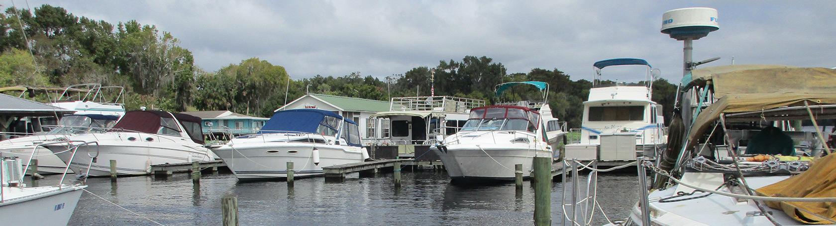 Astor Landing Rv Park Campground Marina Astor Florida